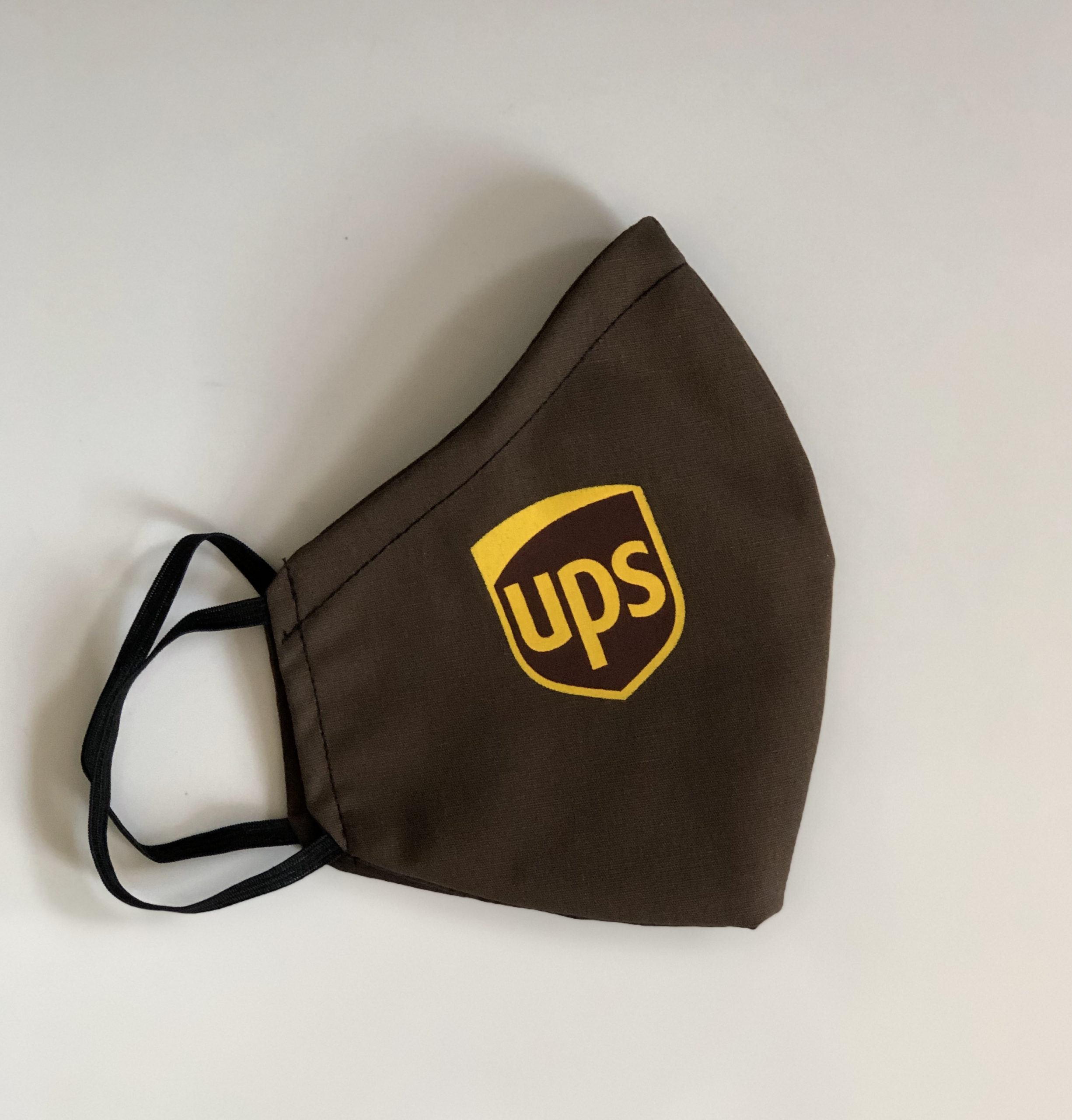Warrior Face Mask For Ups Employees With Filter Thinking Substance